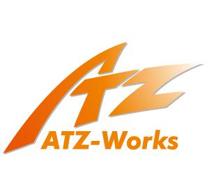 ソフトウェア・プログラム開発とロゴタイプ(文字のみのデザイン)とオレンジのロゴ