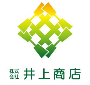 商社/卸売業と綺麗/ 華やかと緑のロゴ