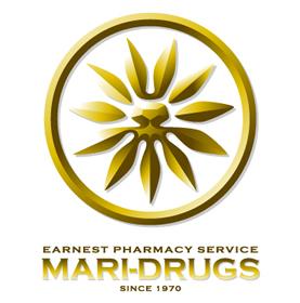 病院/クリニック/治療院/薬局と高級感/気品と金のロゴ