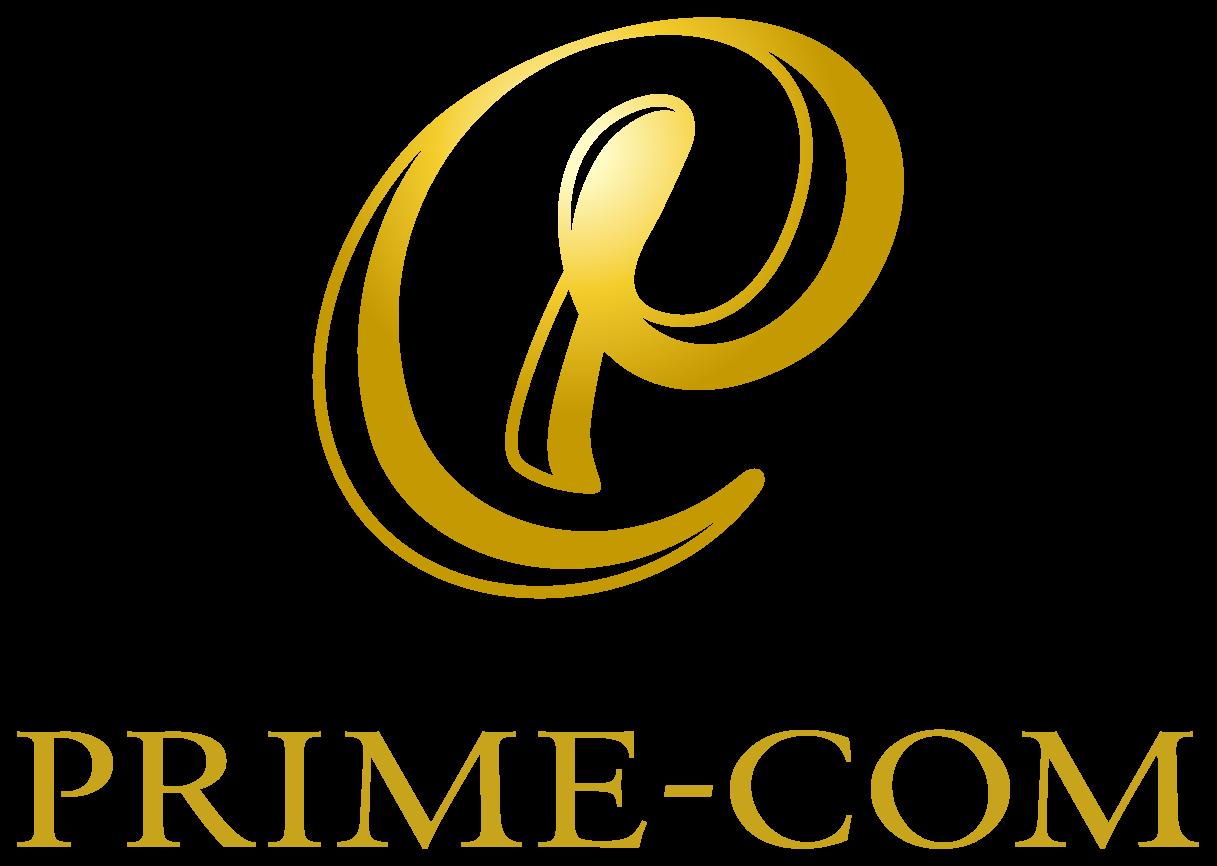 人材系サービスと高級感/気品と金のロゴ