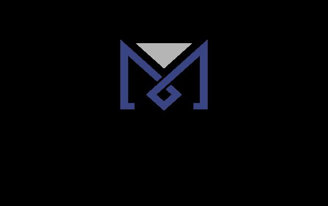 行政/公的機関/各種団体とシンプルと紫のロゴ