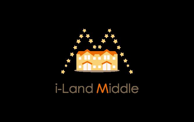不動産業と親しみ/優しいとオレンジのロゴ