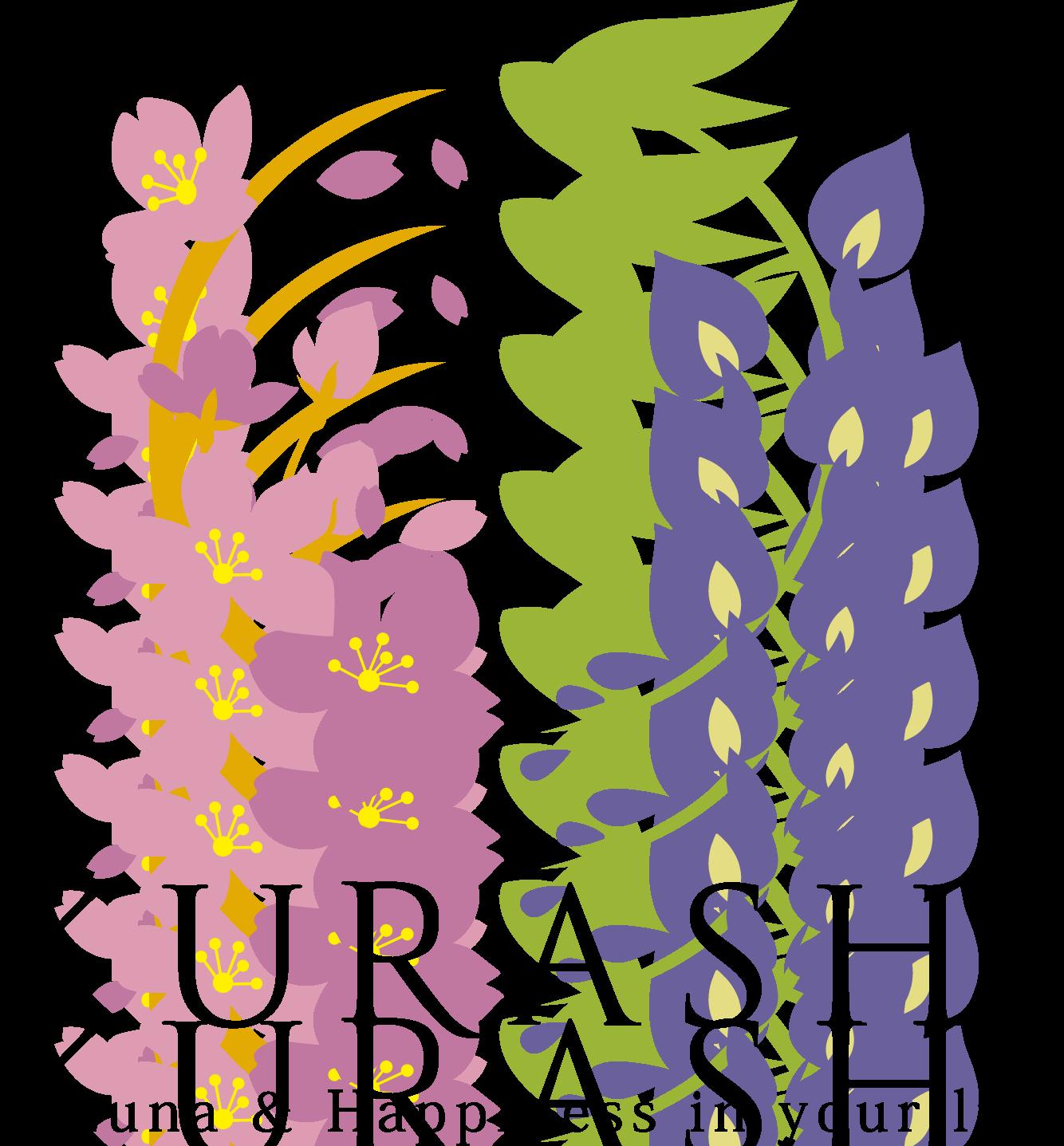 不動産業と親しみ/優しいとマルチカラーのロゴ