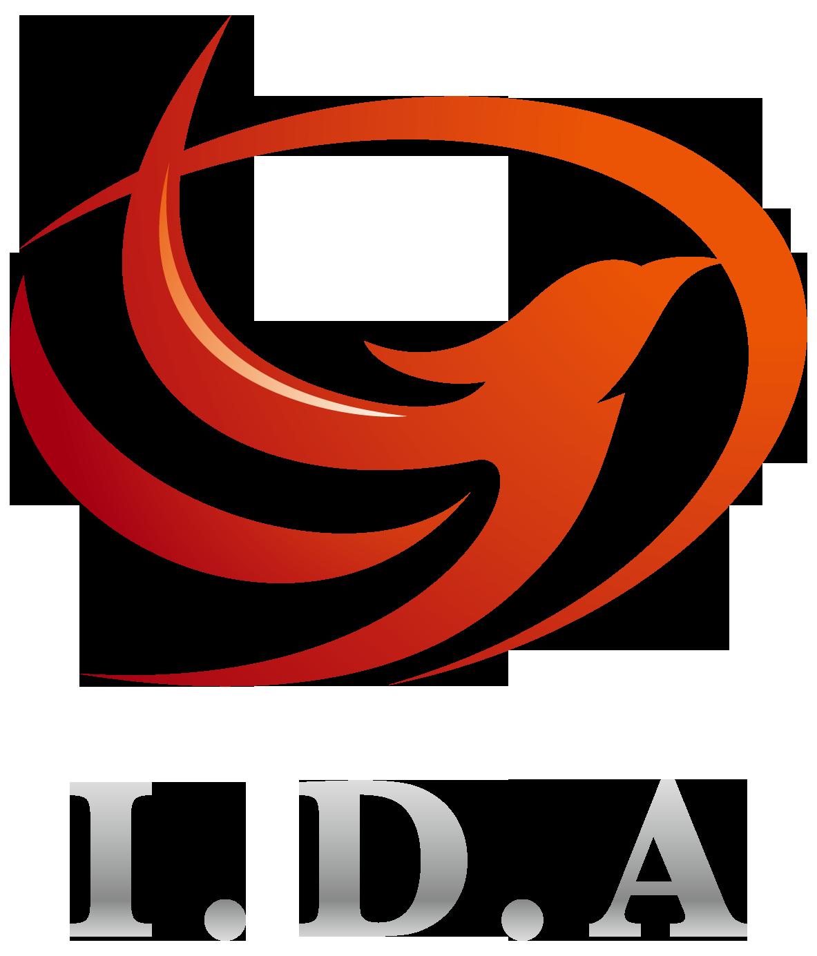 人材系サービスとシンプルと赤のロゴ