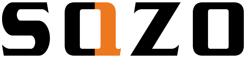 ソフトウェア・プログラム開発とロゴタイプ(文字のみのデザイン)と黒のロゴ