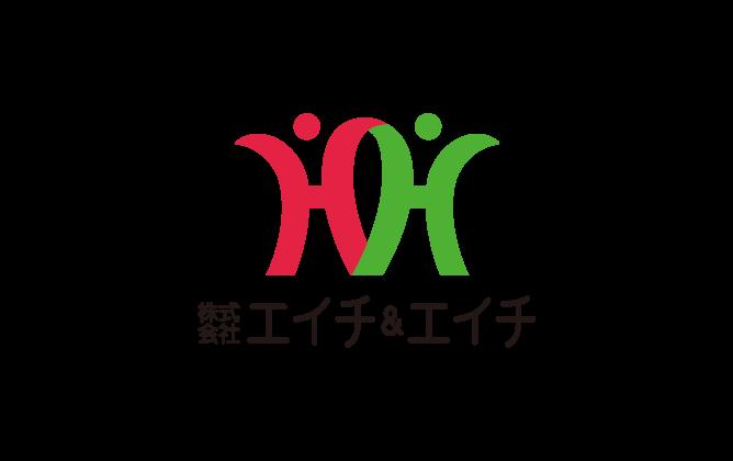 病院/クリニック/治療院/薬局と親しみ/優しいと赤のロゴ