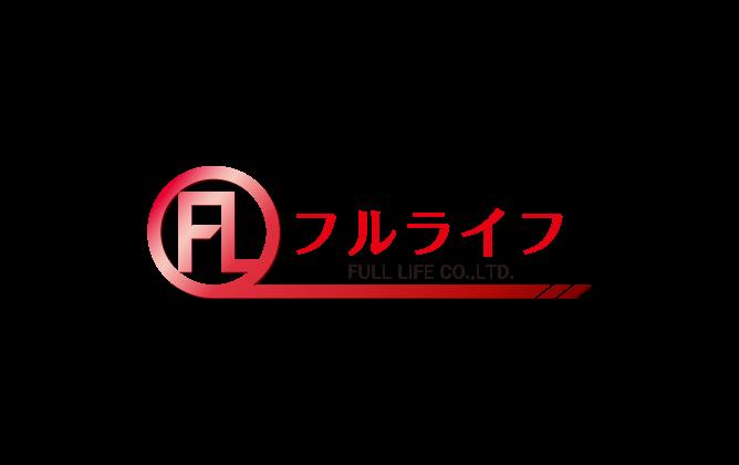 小売業と堅め/堅実と赤のロゴ