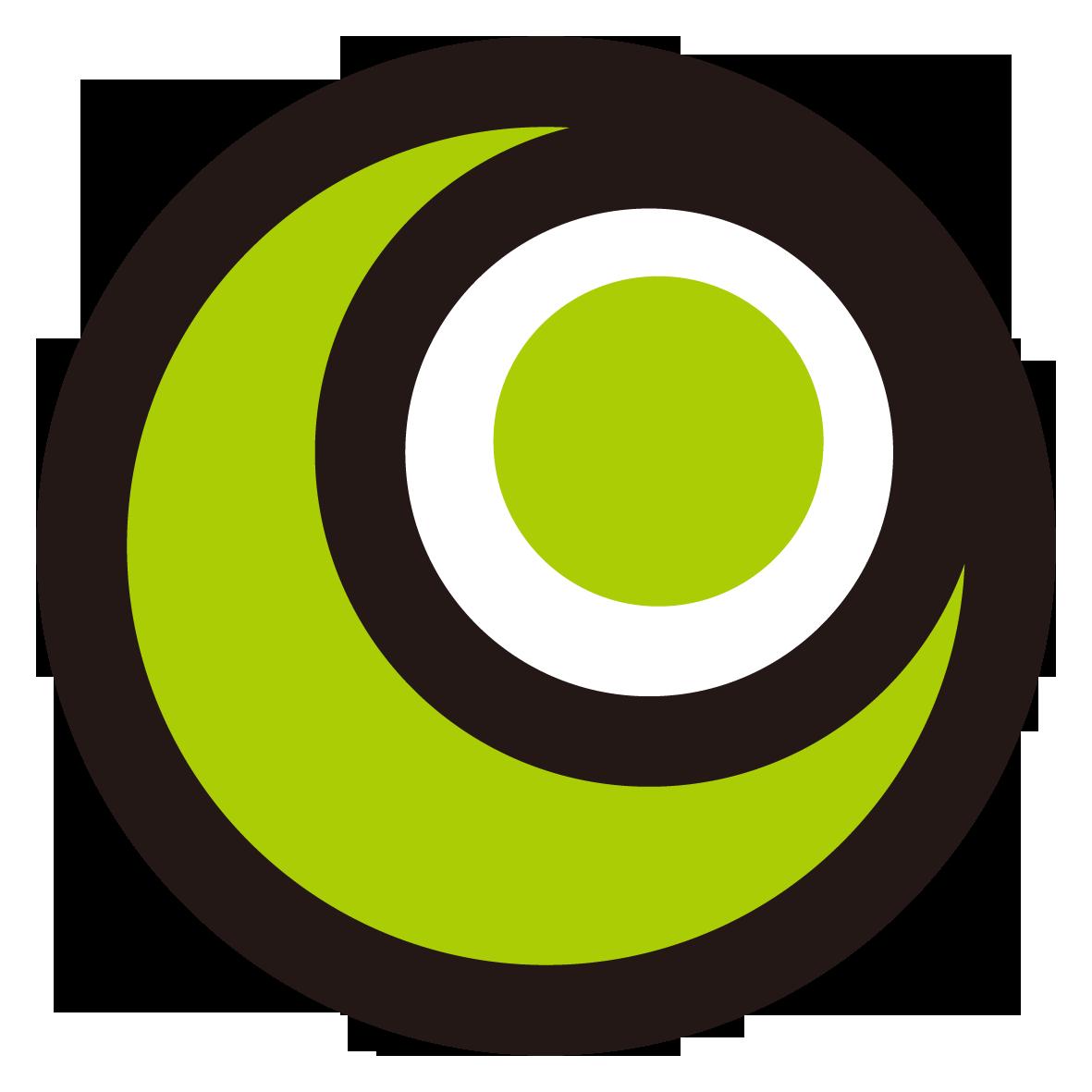 建築/建設/設備/設計/造園と親しみ/優しいと緑のロゴ