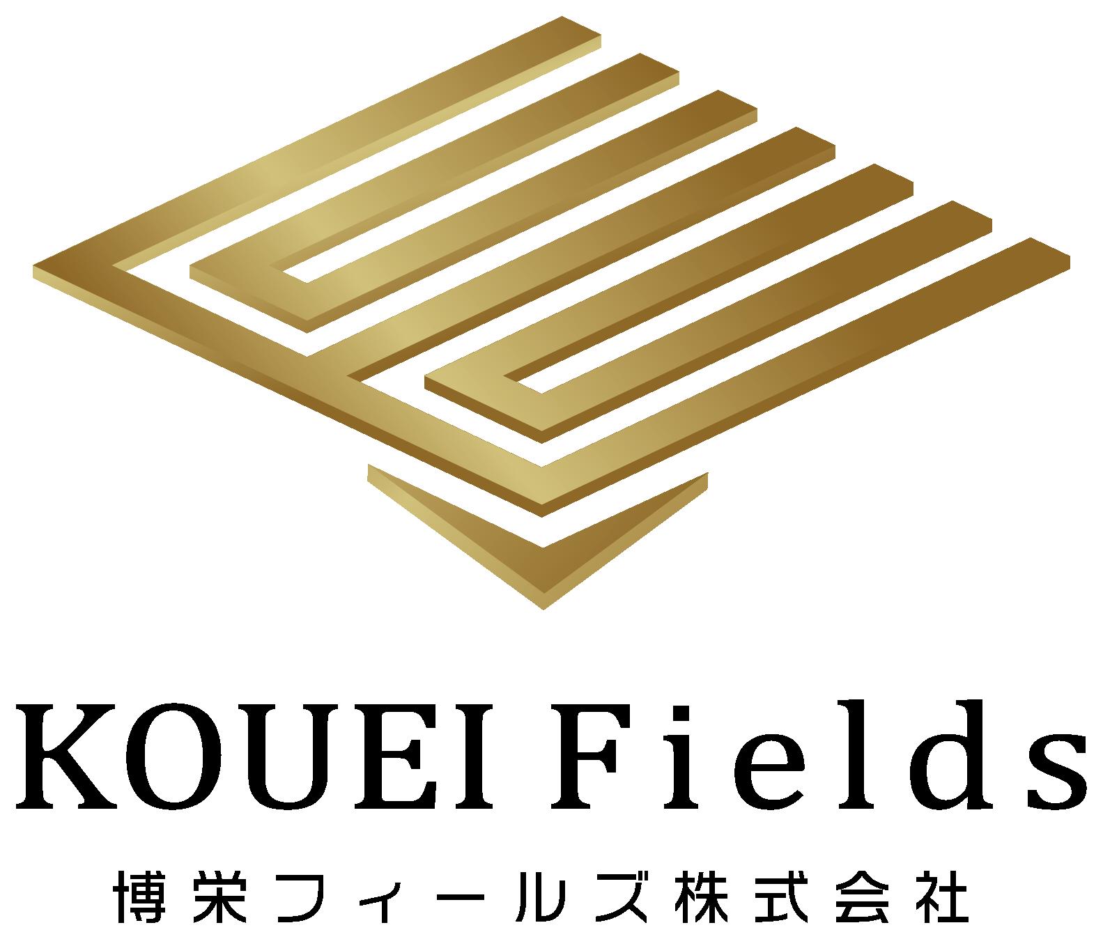その他と高級感/気品と金のロゴ