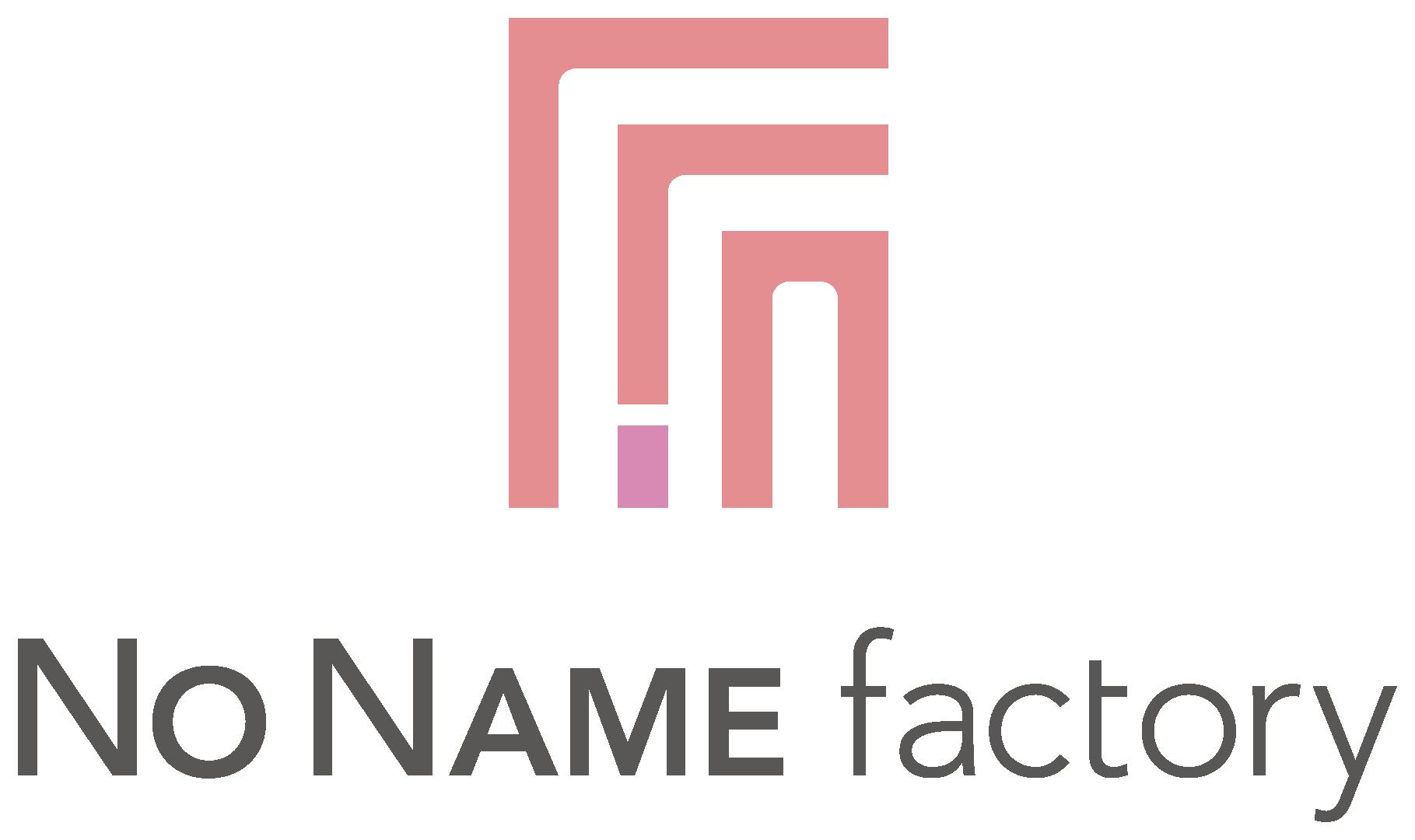 商社/卸売業とシンプルとピンクのロゴ