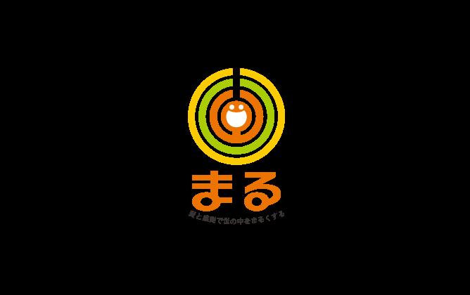 経営コンサルタントと親しみ/優しいとマルチカラーのロゴ