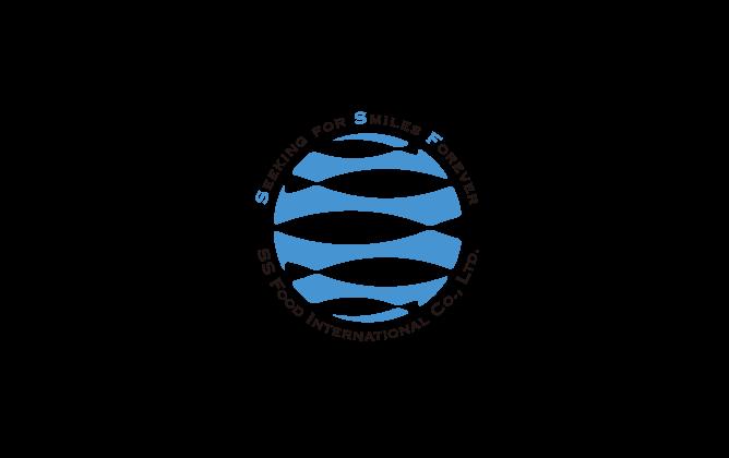 製造/メーカーとシンプルと青のロゴ