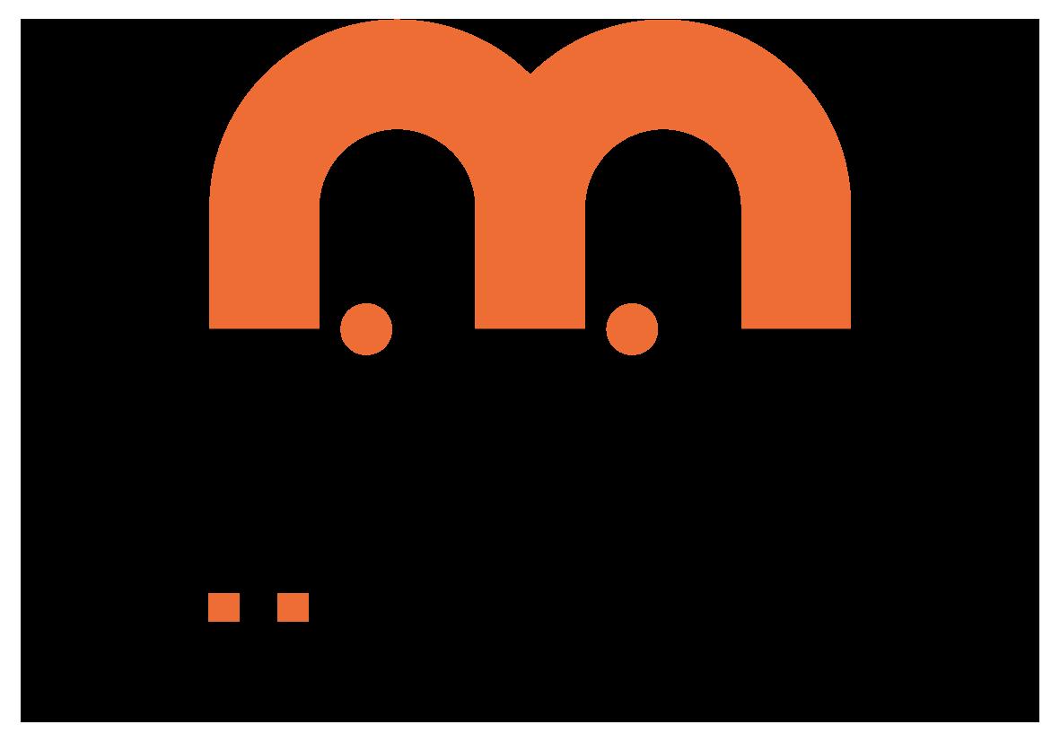 その他と親しみ/優しいとオレンジのロゴ