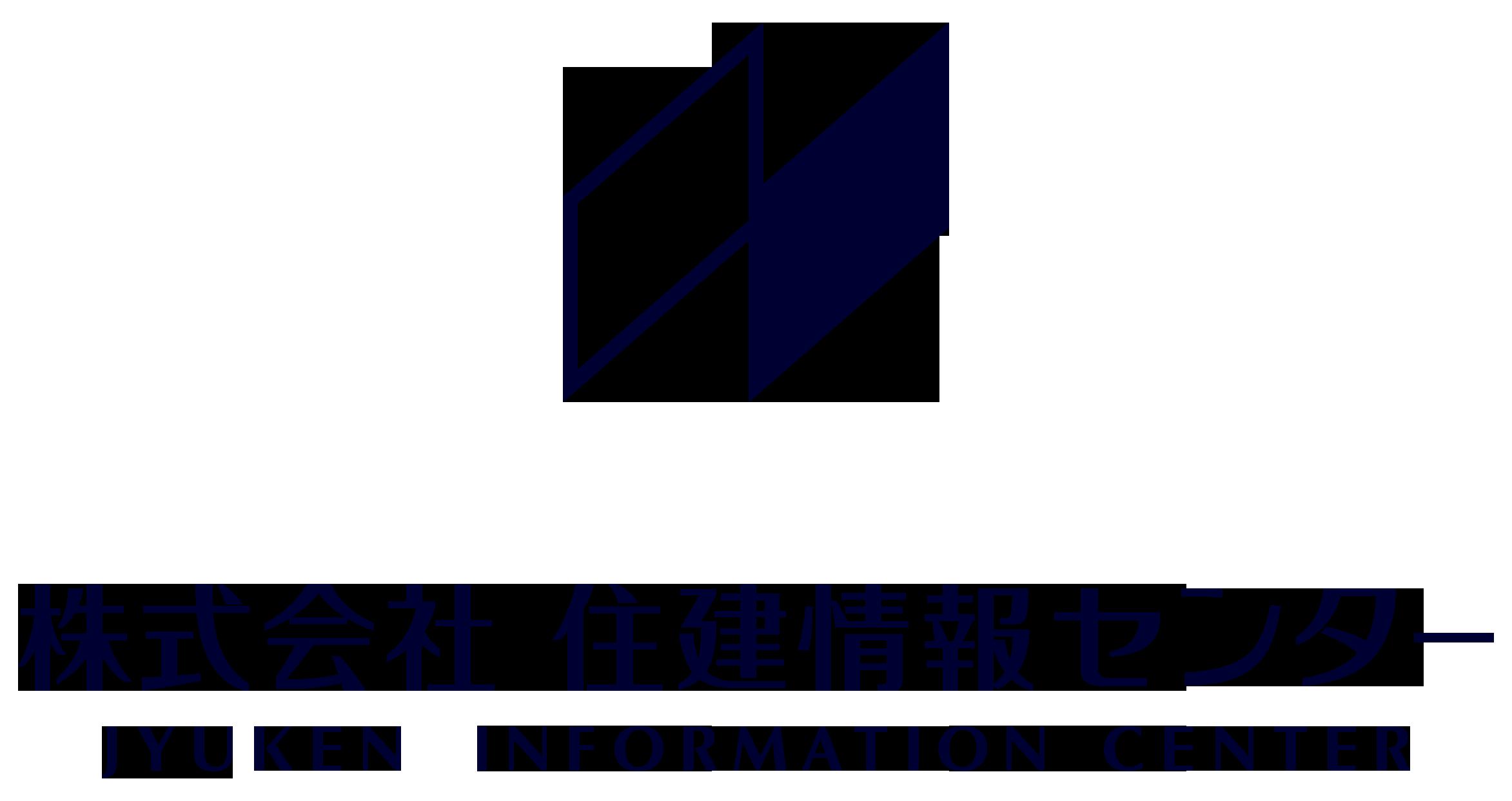 不動産業と高級感/気品と紺のロゴ
