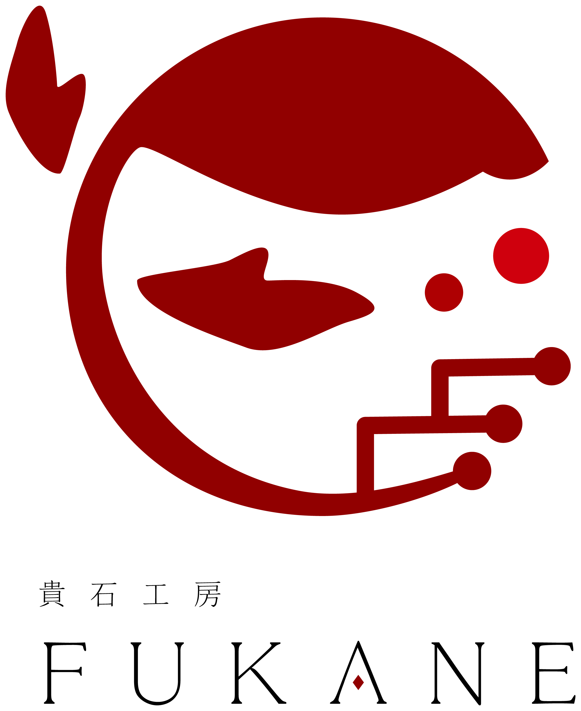小売業と親しみ/優しいと茶のロゴ