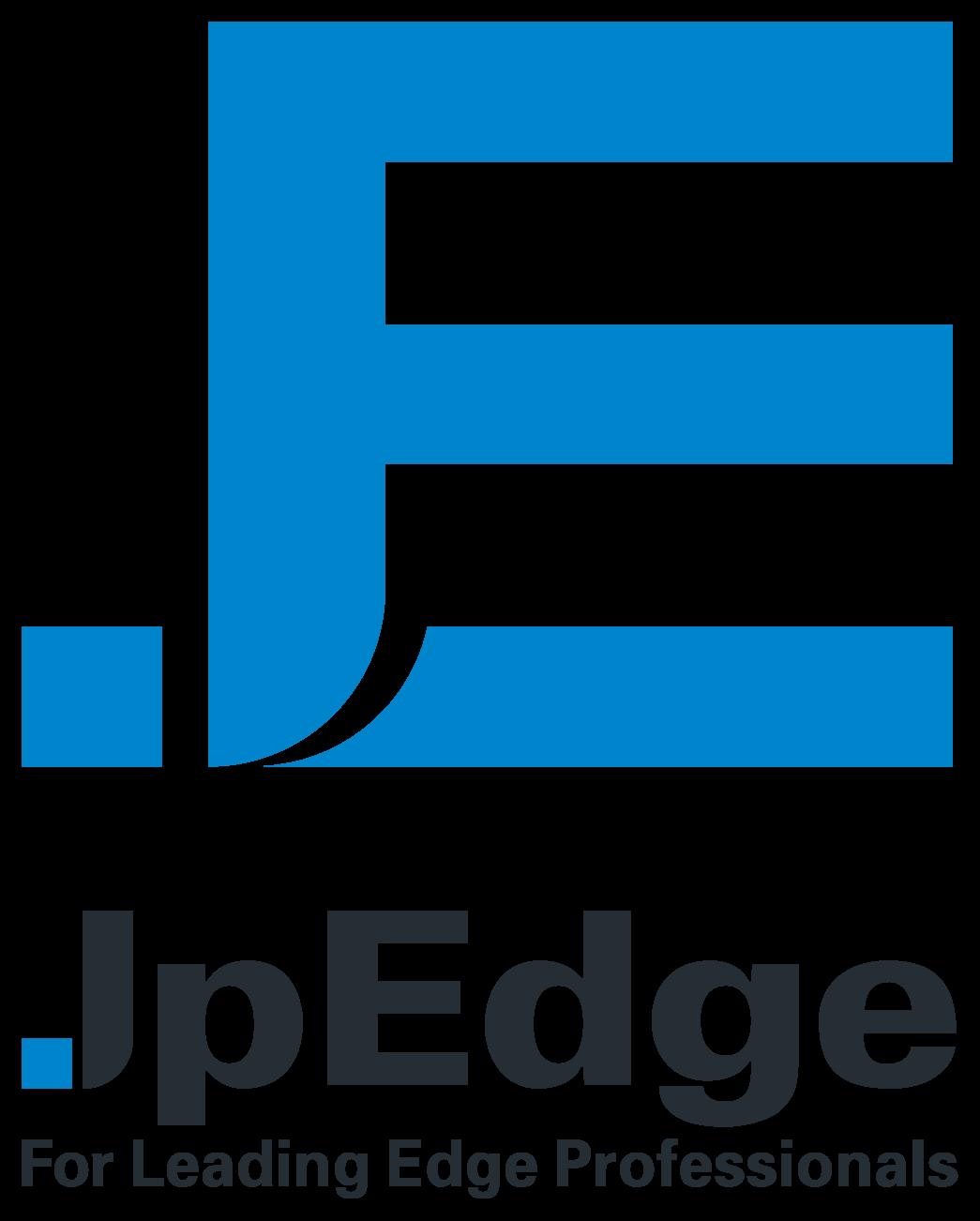 人材系サービスとシンプルと青のロゴ