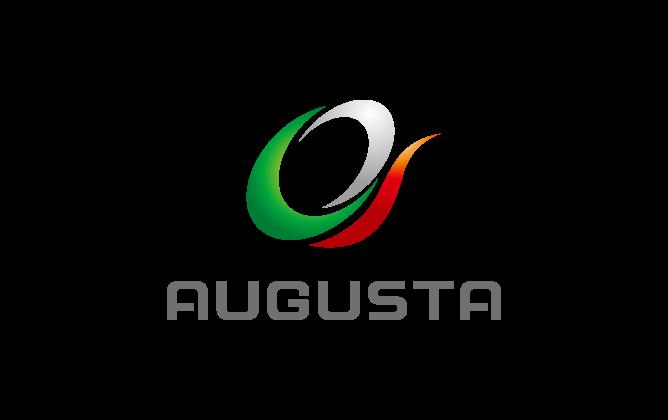ソフトウェア・プログラム開発と近未来と赤のロゴ