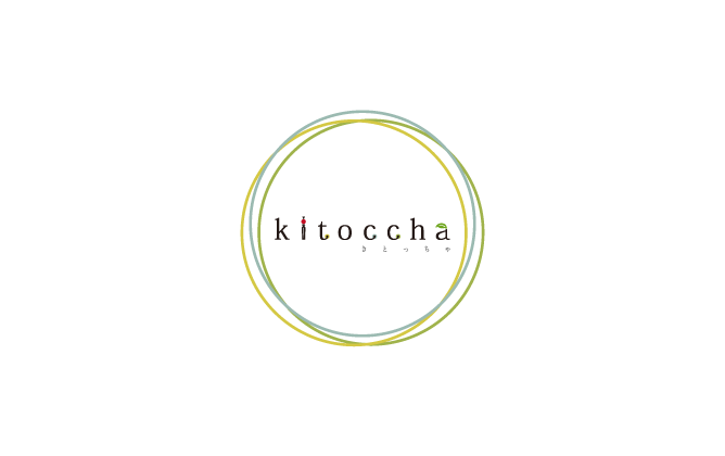 学校/教育/学習塾/レッスン系と親しみ/優しいと緑のロゴ