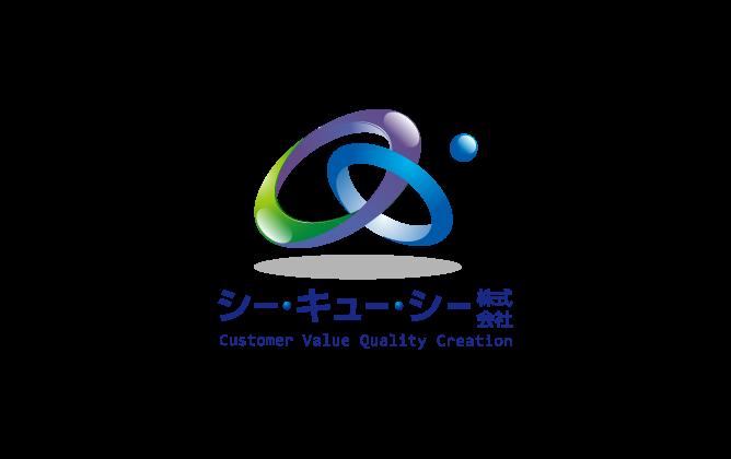 経営コンサルタントと近未来と青のロゴ