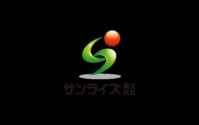 経営コンサルタントと堅め/堅実とマルチカラーのロゴ