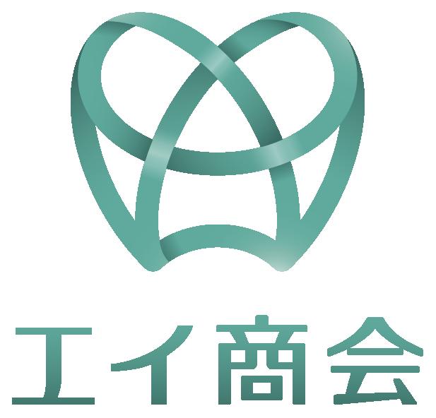 商社/卸売業と堅め/堅実と緑のロゴ