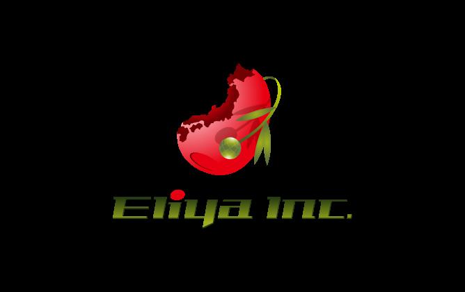 建築/建設/設備/設計/造園と立体的と赤のロゴ