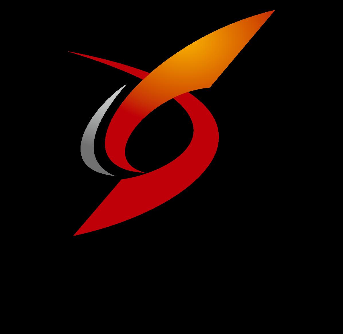 その他と堅め/堅実と赤のロゴ