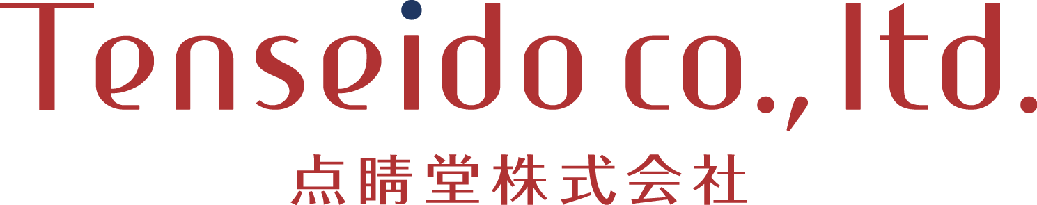 不動産業とロゴタイプ(文字のみのデザイン)と黄のロゴ