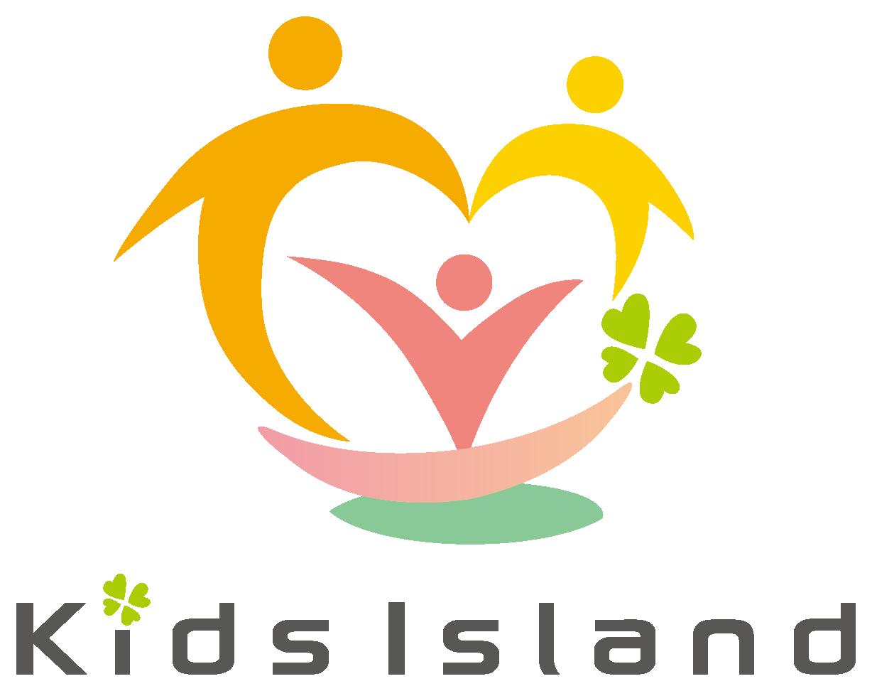 学校/教育/学習塾/レッスン系と親しみ/優しいとマルチカラーのロゴ