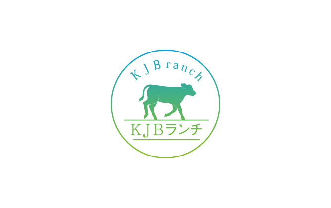 農業/農園/酪農/畜産/水産と親しみ/優しいと緑のロゴ