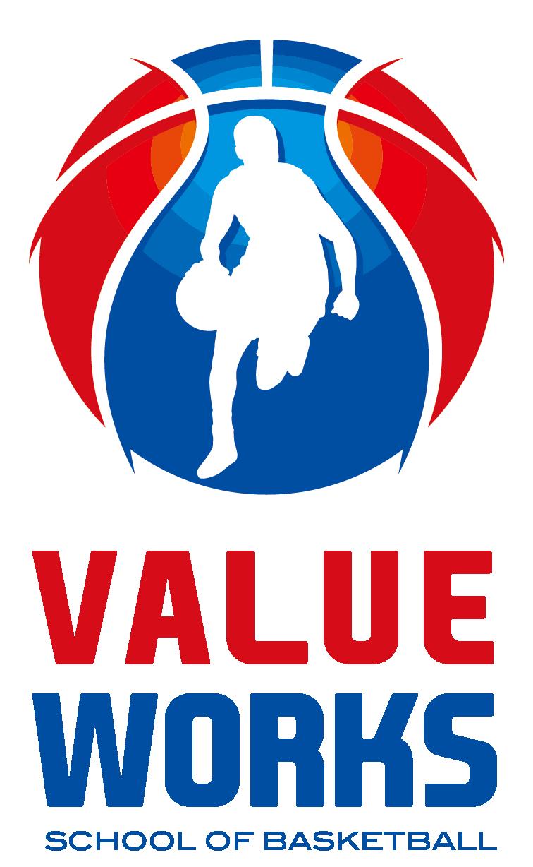 スポーツ系サービスと近未来と青のロゴ