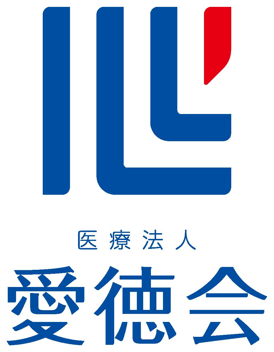 小売業と堅め/堅実と青のロゴ