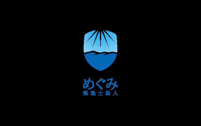 士業全般とエンブレム・家紋と青のロゴ