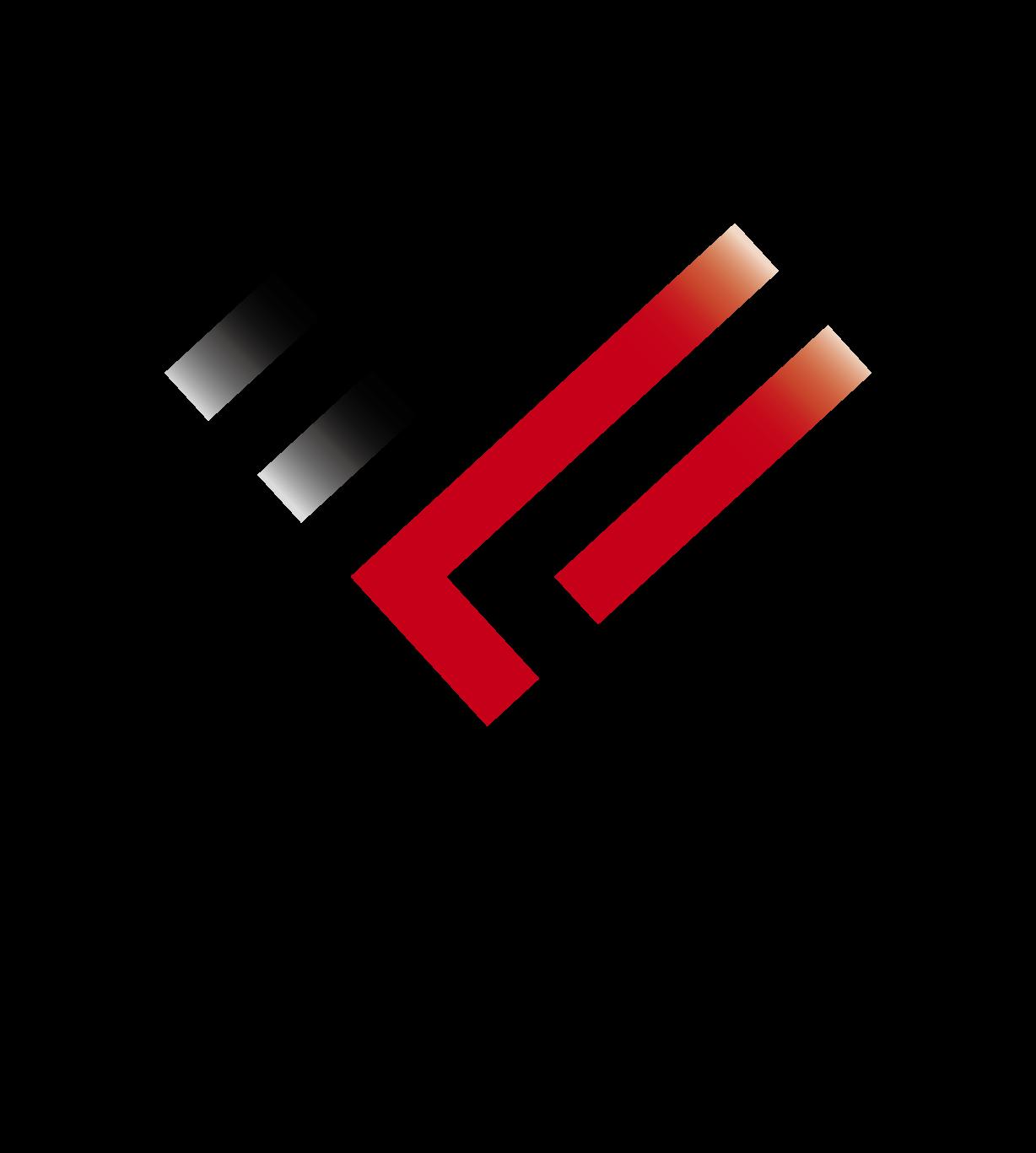 建築/建設/設備/設計/造園と堅め/堅実と黒のロゴ