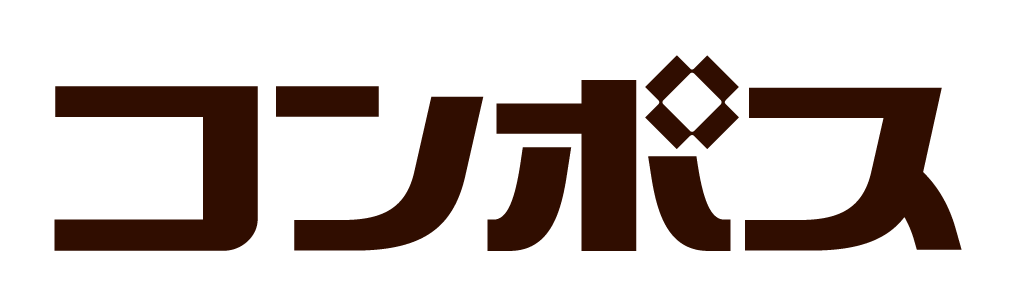 物流/運送と堅め/堅実と黒のロゴ