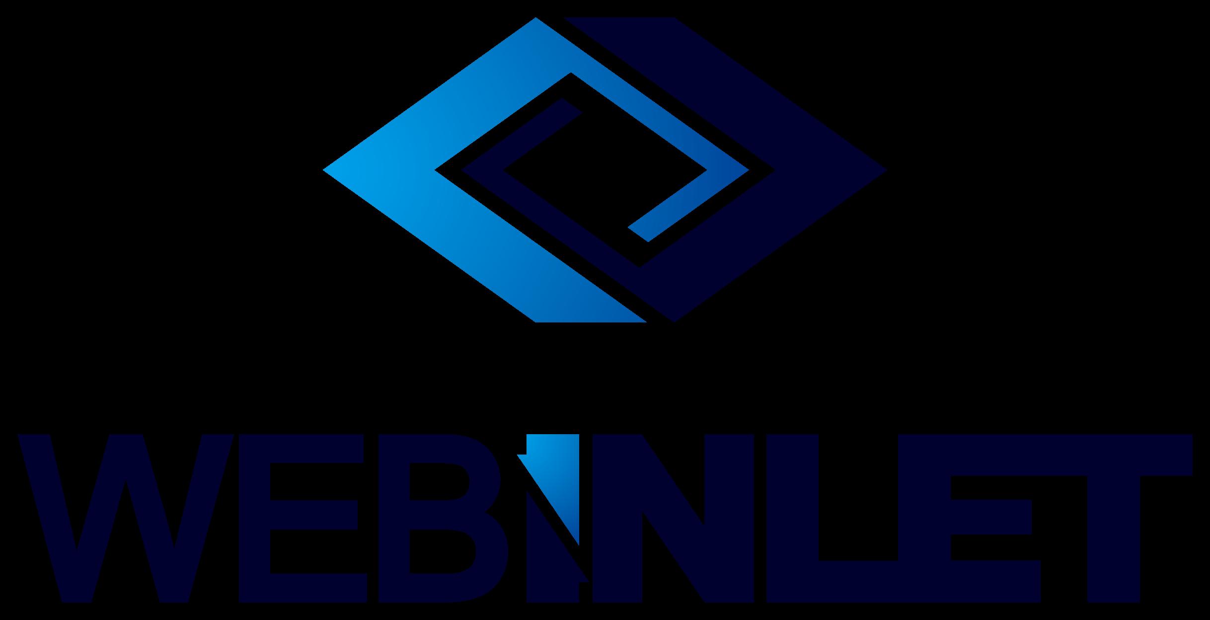 ソフトウェア・プログラム開発と堅め/堅実と青のロゴ