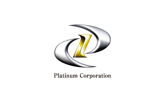 不動産業と高級感/気品と銀のロゴ