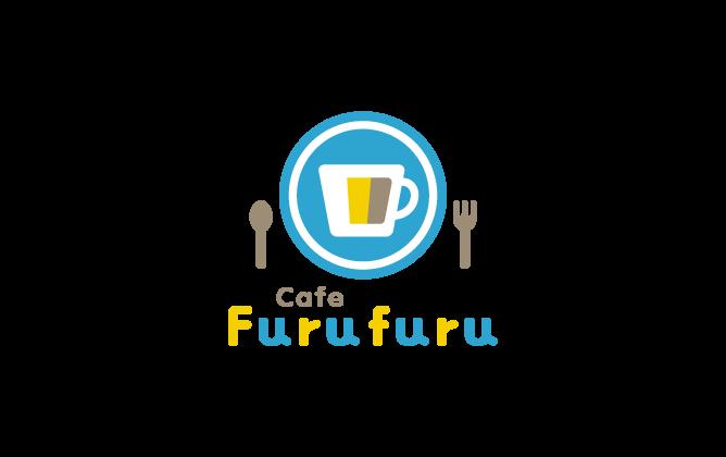 飲食業と親しみ/優しいと黄のロゴ