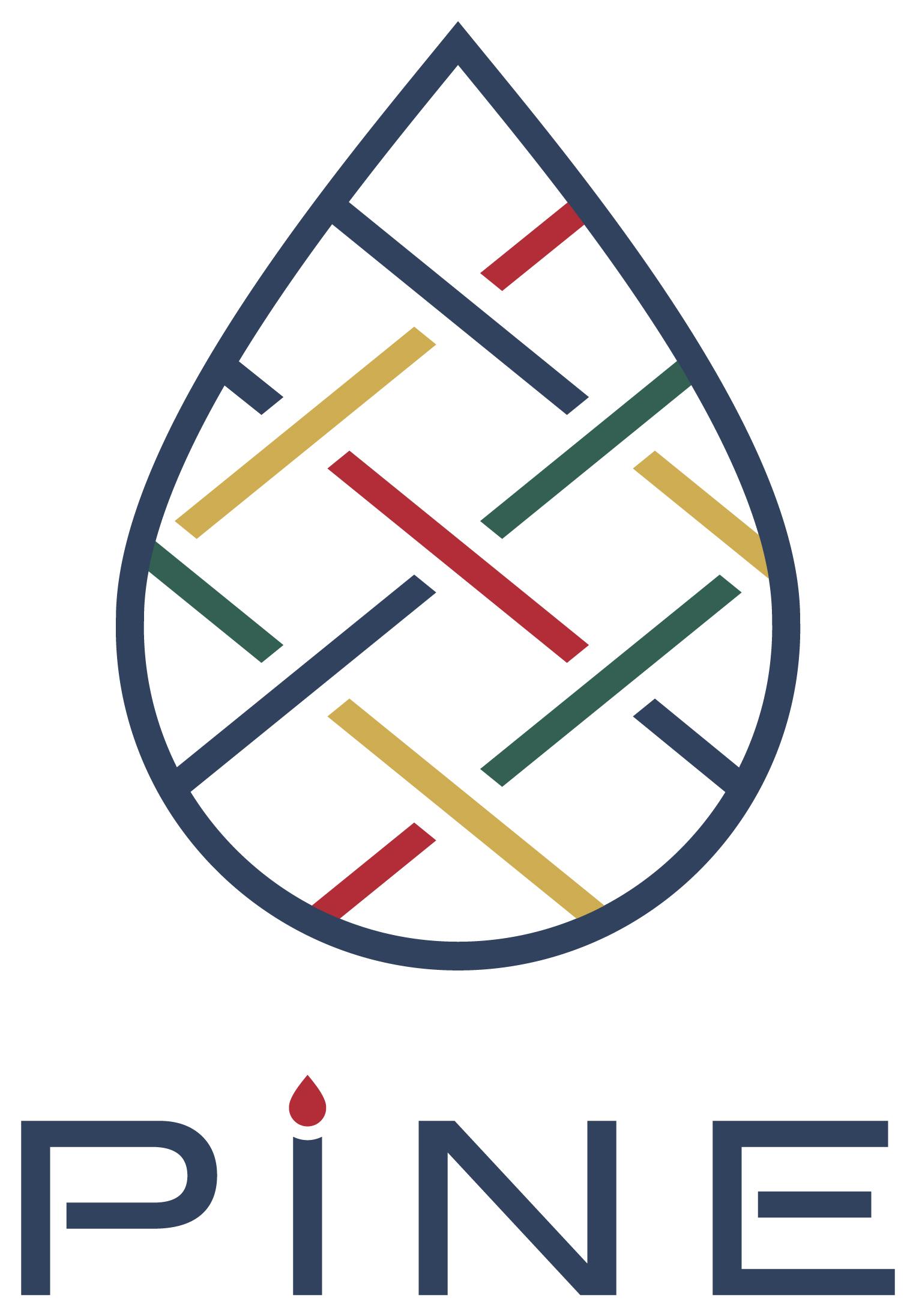 小売業とシンプルとマルチカラーのロゴ