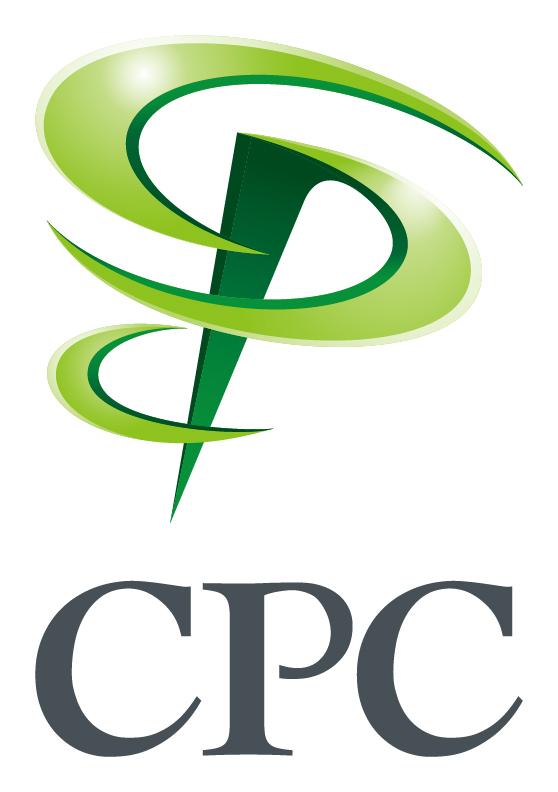 商社/卸売業とイニシャルと緑のロゴ