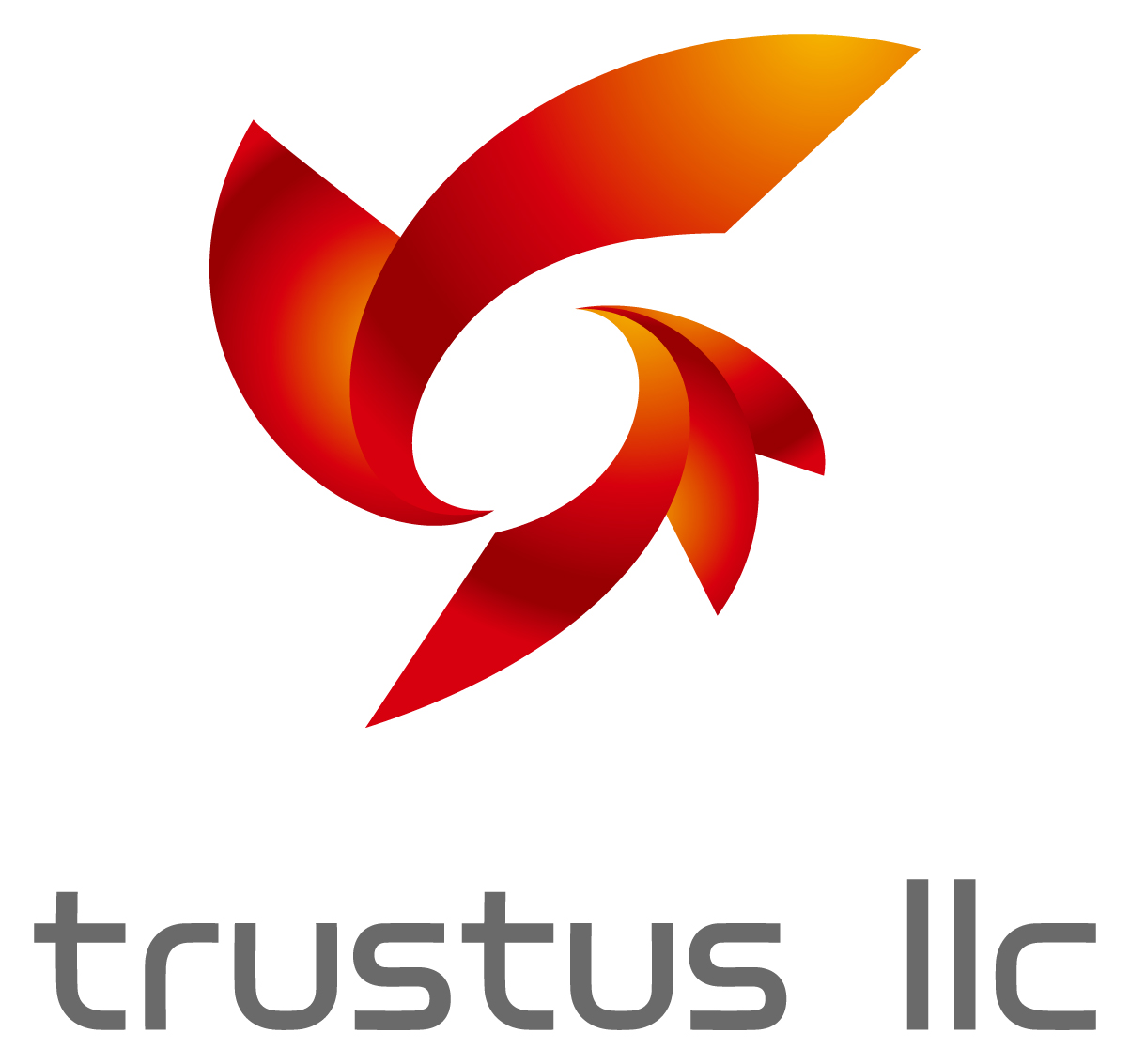 経営コンサルタントと近未来と赤のロゴ