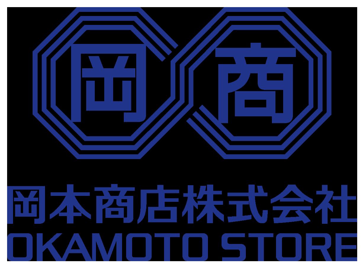 製造/メーカーとロゴタイプ(文字のみのデザイン)と青のロゴ